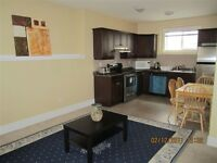 One bedroom in legal suite basement for rent IMMIDEAITLY