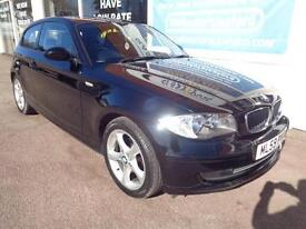BMW 116 2.0 2009 i Sport Full S/H Low miles 52k Finance Available P/X