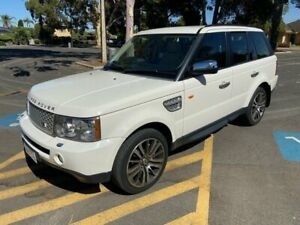 2008 RANGE ROVER TD SPORTS SUV Klemzig Port Adelaide Area Preview
