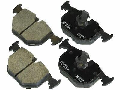 For 2000-2003 BMW Z8 Brake Pad Set Rear Bosch 27723ZS 2001 2002