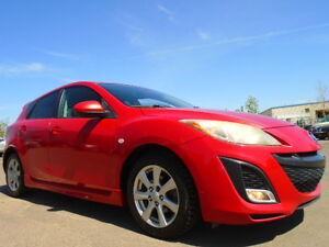 2010 Mazda Mazda3 2.5 GT SPORT PKG---EASY FINANCING---118,000KM