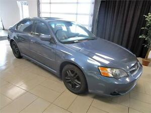 2005 Subary Legacy Limited, AWD, CUIR, TOIT OUVRANT ET PLUS!