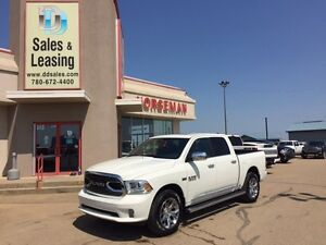 2017 Dodge Ram 1500 LIMITED Nav/Sunroof/6750kms $49987