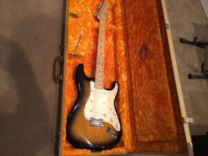 fender strat 2004 50th anniversary american series