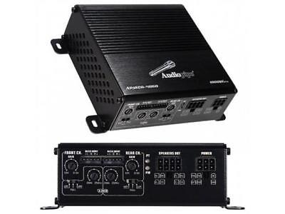 New Micro 1000W Compact Fourchannel Car Amplifier Power Speakers W  Amp 4Channel