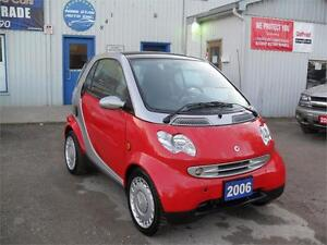 2006 smart fortwo Passion  DIESEL  NO ACCIDENTS  ONE OWNER 132K
