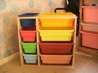children toy boxes /draws cupboard