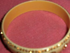 1920's Celluloid French Ivory Bangle London Ontario image 5