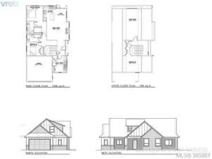 Upstairs you will find the 330 sqft bonus room and third bedroom