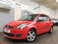 Ford Fiesta 1.25 Style Climate 3dr GENUINE LOW MILEAGE
