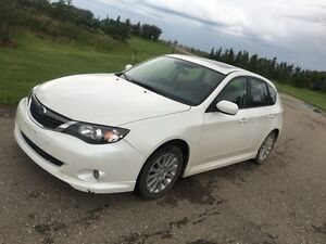 2009 Subaru Impreza Hatchback - TURBO