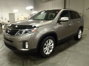 2015 Kia Sorento EX + Panoramic SunRoof AWD