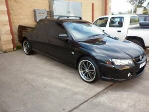 2007 Holden Crewman Vze Ute 6 Speed Manual North St Marys Penrith Area Preview