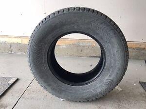 Ram1500 - 4 NOKIAN winter studded tires P265 70R17 for sale