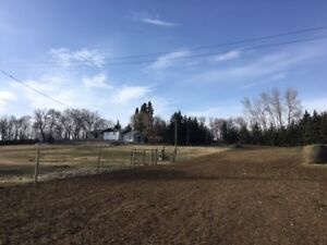 House and 10acres For Long Term Rent