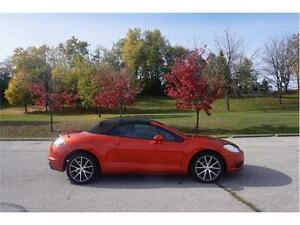 2011 Mitsubishi Eclipse GT-P Manual Two tone very clean!