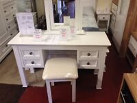 New dressing tables, 10+ to choose from, £75 - £499