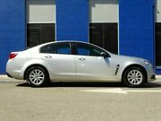 2014 Holden Commodore VF MY14 Evoke Silver 6 Speed Sports Automatic Sedan Welshpool Canning Area Preview