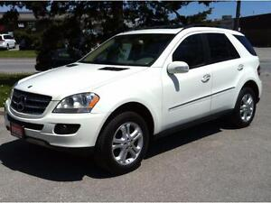 2008 MERCEDES BENZ ML320 CDI 4MATIC - NAV|BLUETOOTH|NO ACCIDENTS