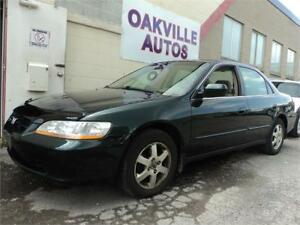 2000 Honda Accord Sdn Special Edition AUTOMATIC 4 CYL as is