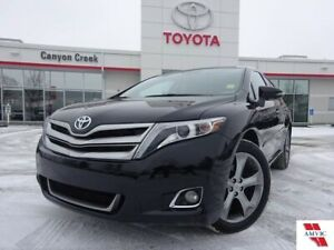 2014 Toyota Venza LIMITED V6 AWD/ CLEAN CAR FAX/ TOYOTA CERTIFED