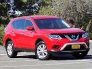 2015 Nissan X-Trail T32 ST 2WD Red 6 Speed Manual Wagon Strathalbyn Alexandrina Area Preview