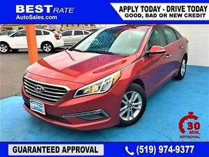 HYUNDAI SONOTA - APPROVED IN 30 MINUTES! - ANY CREDIT LOANS