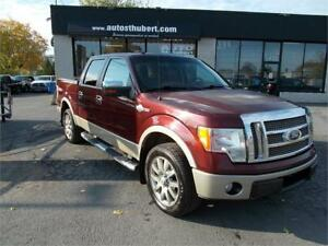 FORD F-150 SUPERCREW KING RANCH 4X4 2010