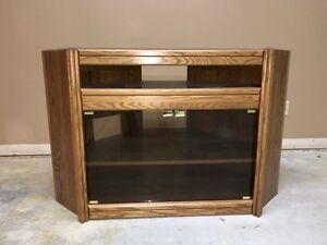 TV stand, Corner