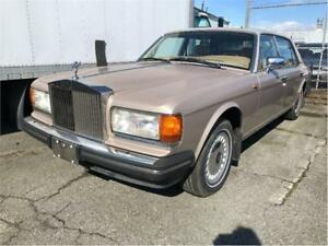 1988 Rolls-Royce Silver Spur (PARTS ONLY)