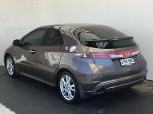 2010 Honda Civic 8th Gen MY10 SI Bronze 6 Speed Manual Hatchback Mount Gambier Grant Area Preview