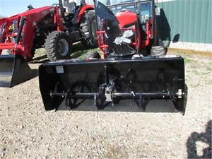 """NEW 56"""" PTO Snowblower for TYM T254 with Electric Chute and Defl Edmonton Edmonton Area image 2"""