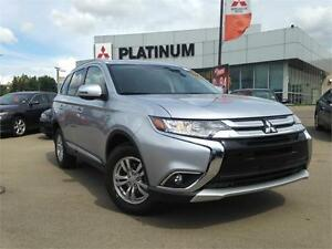 2016 Mitsubishi Outlander SE AWD | 10 Year Warranty