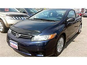 2006 Honda Civic COUPE  / AUTOMATIC / 138K / PWR. GROUP