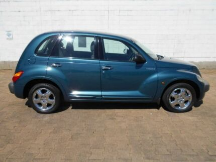 2002 Chrysler PT Cruiser PT Limited Blue 4 Speed Automatic Wagon Beverley Charles Sturt Area Preview