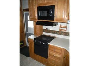 2007 Sabre 30RES Luxury 5th wheel trailer with power slideout Stratford Kitchener Area image 12
