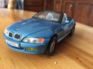 BMW Z3 1995, 1/28 diecast, modèle réduit!