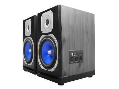 Technical Pro MB6000 Active & Passive Studio Monitor 600 Watts Pair Computer TV