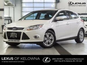 2012 Ford Focus SEL w/Winter Tire Package