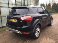 BAD CREDIT CAR FINANCE AVAILABLE 2010 59 FORD KUGA 2.0 ZETEC TDCI