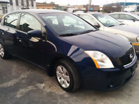 2009 Nissan Sentra Low Mileage