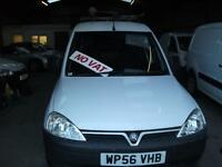 SOLD One Owner Vauxhall Combo NO VAT FSH Bennett Van Sales Ormskirk