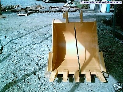Excavator Bucket 36 Fits Excavator 24000-33000 Lbs New Usa Attachments