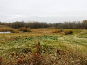 Private corner 3.88 acres available in Beaver County Strathcona County Edmonton Area image 2