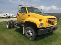 1997 GMC Top Kick Cab and Chassis