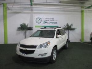 2010 Chevrolet Traverse 2LT  AWD seulement 75$/semaine