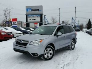 2016 Subaru Forester i Touring PANO ROOF ONLY $19 DOWN $79/WKLY!