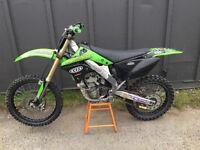 2008 pro circuit kxf 250 California import fantastic bike