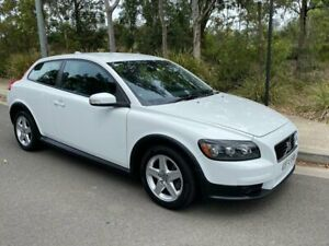 2007 Volvo C30 M Series LE Hatchback 3dr Geartronic 5sp 2.4i White Sports Automatic Hatchback Arncliffe Rockdale Area Preview