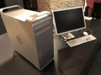Apple Mac Pro 3.1 & 20inch Apple Cinema Display